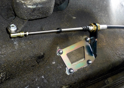 The Novak Sk2xz Cable Shifter Assembly For The 231 Amp 242